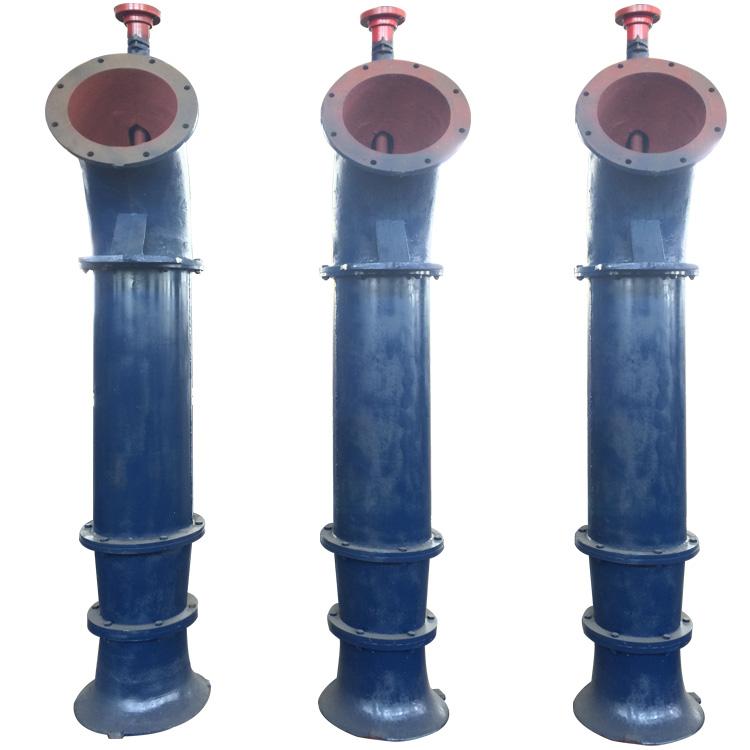 600加长轴流泵