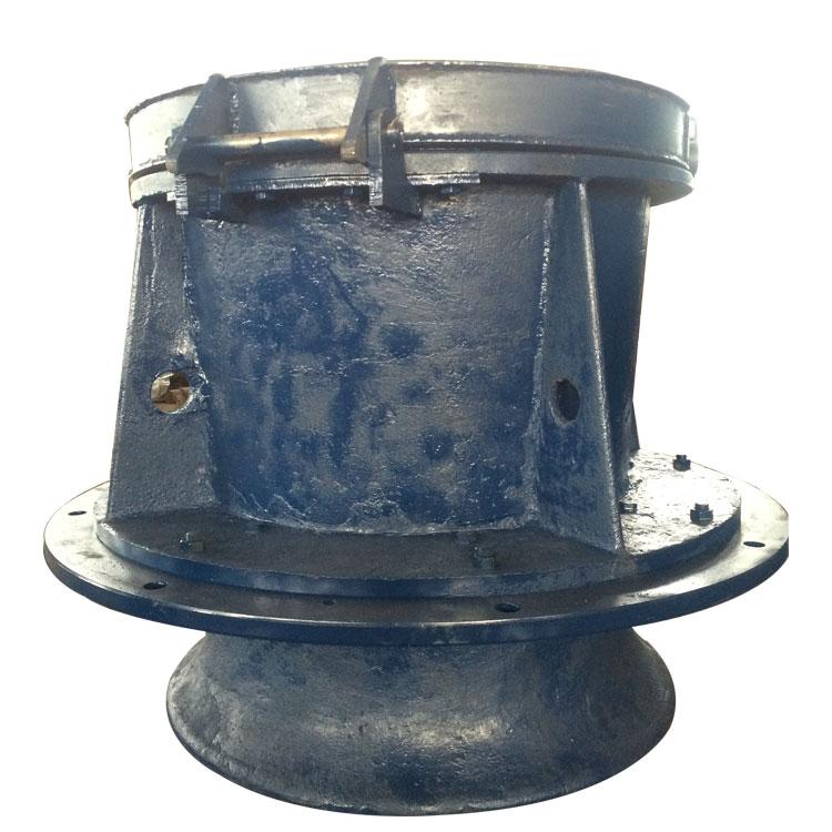 开敞式轴流泵